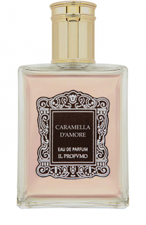 Парфюмерная вода Caramella DAmore Il Profvmo