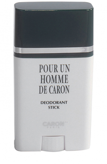 Дезодорант-стик Pour Un Homme De Caron Caron