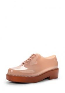Резиновые ботинки Melissa