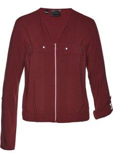 Легкая куртка (красный каштан) Bonprix