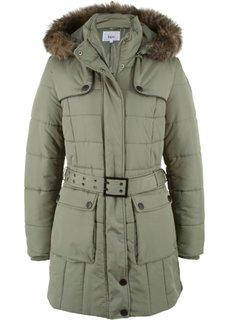 Зимняя куртка (оливковый) Bonprix
