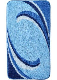 Ковер для ванной Симон (синий) Bonprix