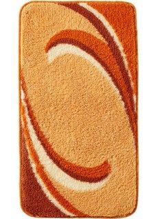 Ковер для ванной Симон (оранжевый) Bonprix