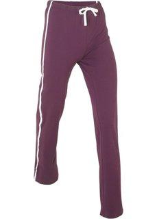 Спортивные брюки стретч (цвет бузины) Bonprix