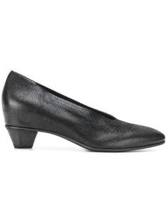 туфли на каблуке с миндалевидным носком Roberto Del Carlo