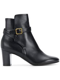 ankle length boots Michel Vivien