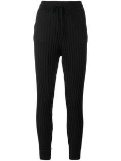 спортивные брюки в рубчик Iro