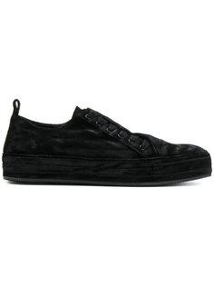 кроссовки с потайной шнуровкой Ann Demeulemeester