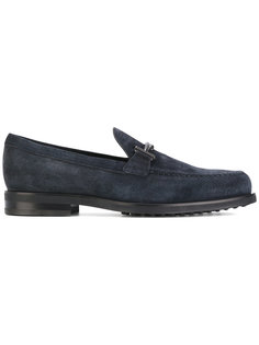 лоферы Double T Fondo Gomma Tods Tod`S