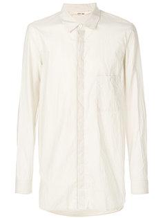 рубашка с эффектом помятости Damir Doma