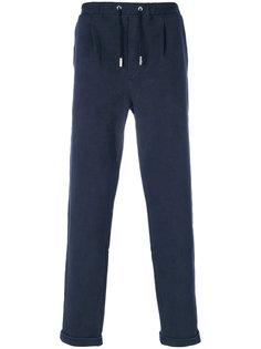 брюки-чинос с эластичным поясом Eleventy