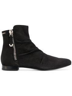 ботинки с заостренными носками Philipp Plein