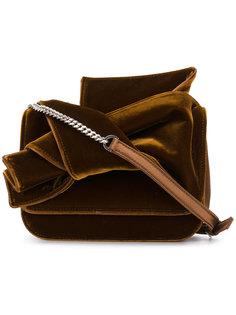 сумка на плечо с бантом Nº21
