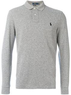 поло с вышивкой логотипа Polo Ralph Lauren