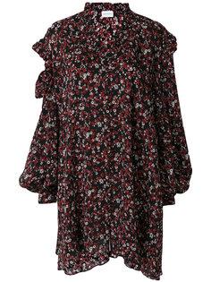 платье с мелким узором Magda Butrym