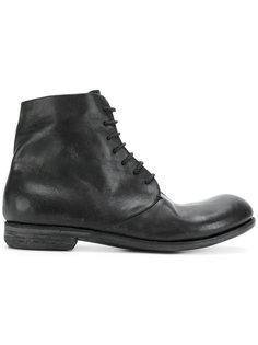 ботинки на шнуровке A Diciannoveventitre