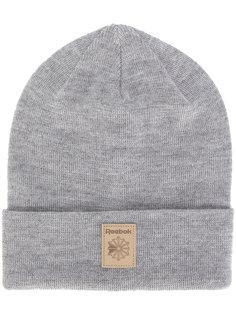 шапка с отворотом Reebok