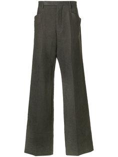 брюки свободного кроя Rick Owens