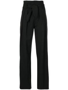 широкие брюки с поясом Iro