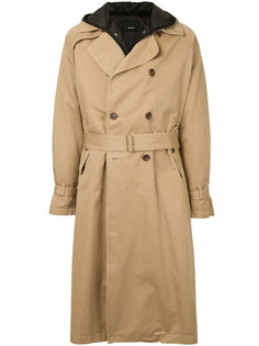 double breasted trench coat  08Sircus