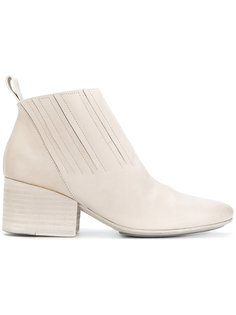 stitched ankle boots Marsèll