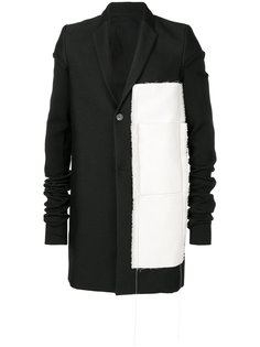 пальто Glitter Moreau Rick Owens
