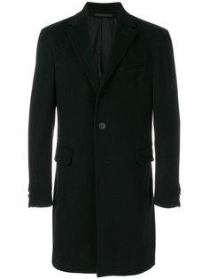 single breasted coat Z Zegna