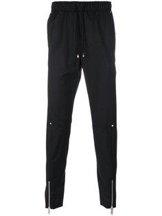 спортивные брюки с молниями Icosae