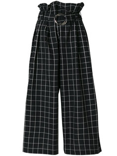 Tilly belted wide trousers Rejina Pyo
