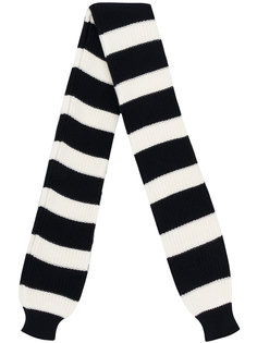 striped scarf  Sunnei