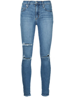 Cult Skinny Ankle Adorned jeans  Nobody Denim