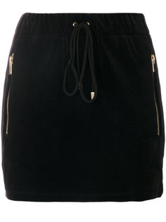 мини-юбка с боковой молнией  Alexandre Vauthier