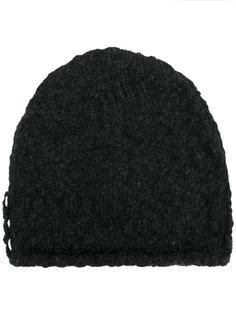 chunky knit hat Transit