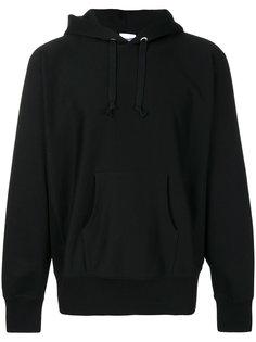 printed back hoodie  Junya Watanabe Comme Des Garçons Man