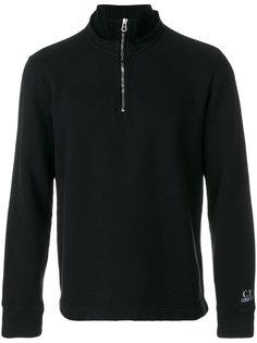polo collar sweatshirt CP Company