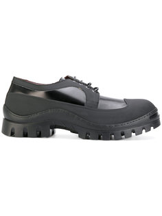 ботинки с контрастными вставками Antonio Marras