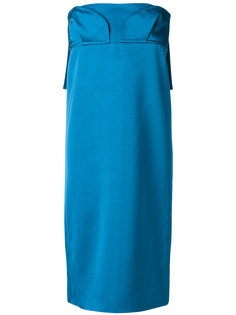 платье без бретелек  Marni