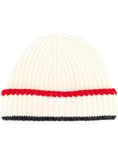 полосатая шапка Maison Kitsuné