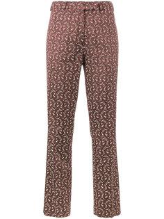 классические жаккардовые брюки  Etro