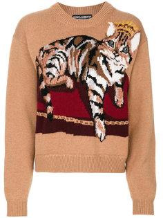 свитер Zambia Dolce & Gabbana