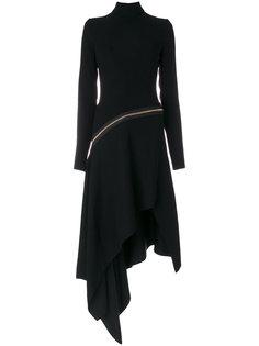 асимметричное платье  Alexandre Vauthier