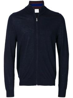 zipped sweatshirt Paul Smith
