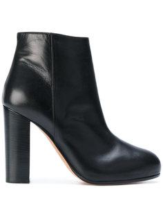 platform ankle boots Jean-Michel Cazabat