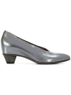 туфли с миндалевидным носком Roberto Del Carlo