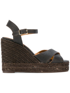 classic wedge sandals Castañer