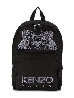 рюкзак с вышивкой головы тигра Kenzo