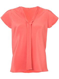 V-neck blouse  Peter Cohen