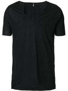 футболка с глубоким вырезом Unconditional