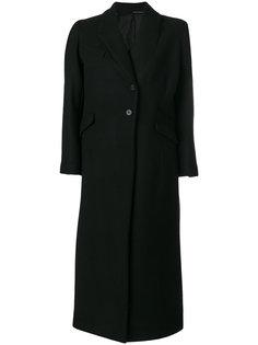 приталенное пальто Isabel Benenato