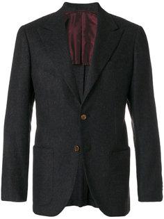 деловой пиджак Kiton